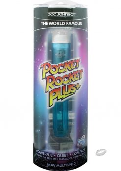 Pocket Rocket Plus Ms - Blue
