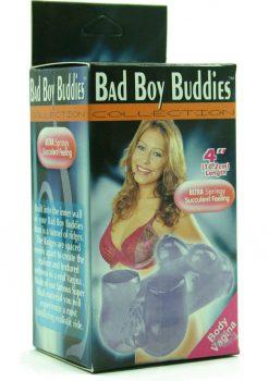 BAD BOY BUDDIES BODY VAGINA 4 INCH PURPLE