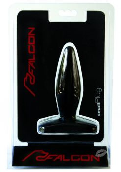 Falcon Butt Plug - Sm Black
