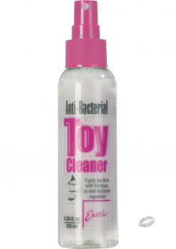 Anti Bacterial Toy Cleaner with Aloe
