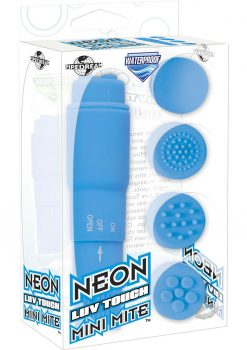 Neon Luv Touch Mini Mite Blue