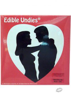 Edible Undies 3 Piece Forbidden Fruit