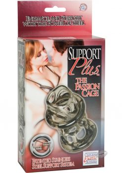 Support Plus Passion Cage 3 Inch Smoke