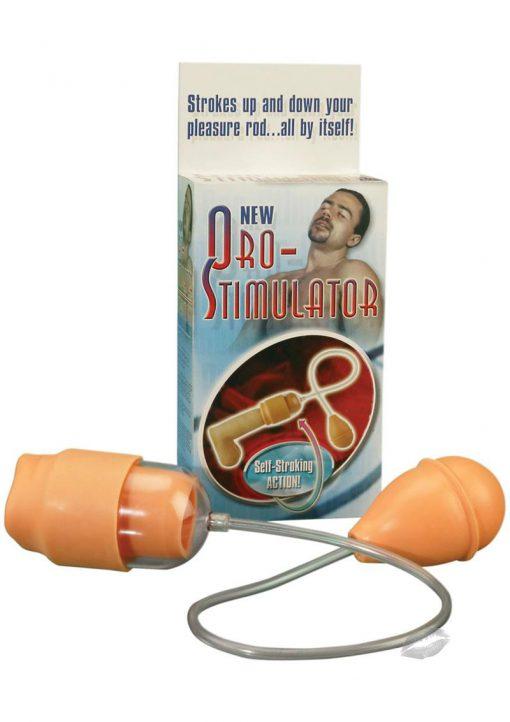 New Oro Stimulator Pump 2 Inch Flesh