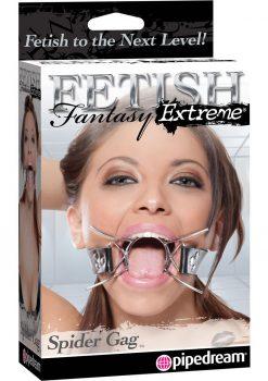 Fetish Fantasy Extreme Spider Gag