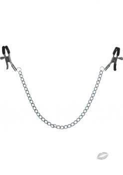 Sex And Mischief Chained Nipple Clamps