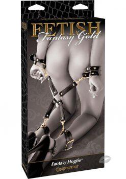 Fetish Fantasy Gold Hogtie Kit