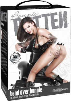 Bonnie Rotten Ben Over Bonnie Inflatable Doggie Style Blowjob Doll
