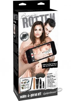 Bonnie Rotten Make A Porno Kit