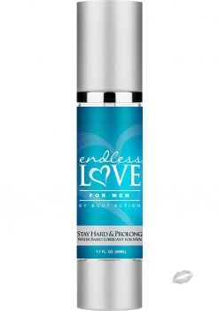Endless Love Male Stay Hard Prolong Lube