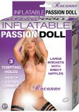 Inflatable Passion Doll Roxanne Flesh