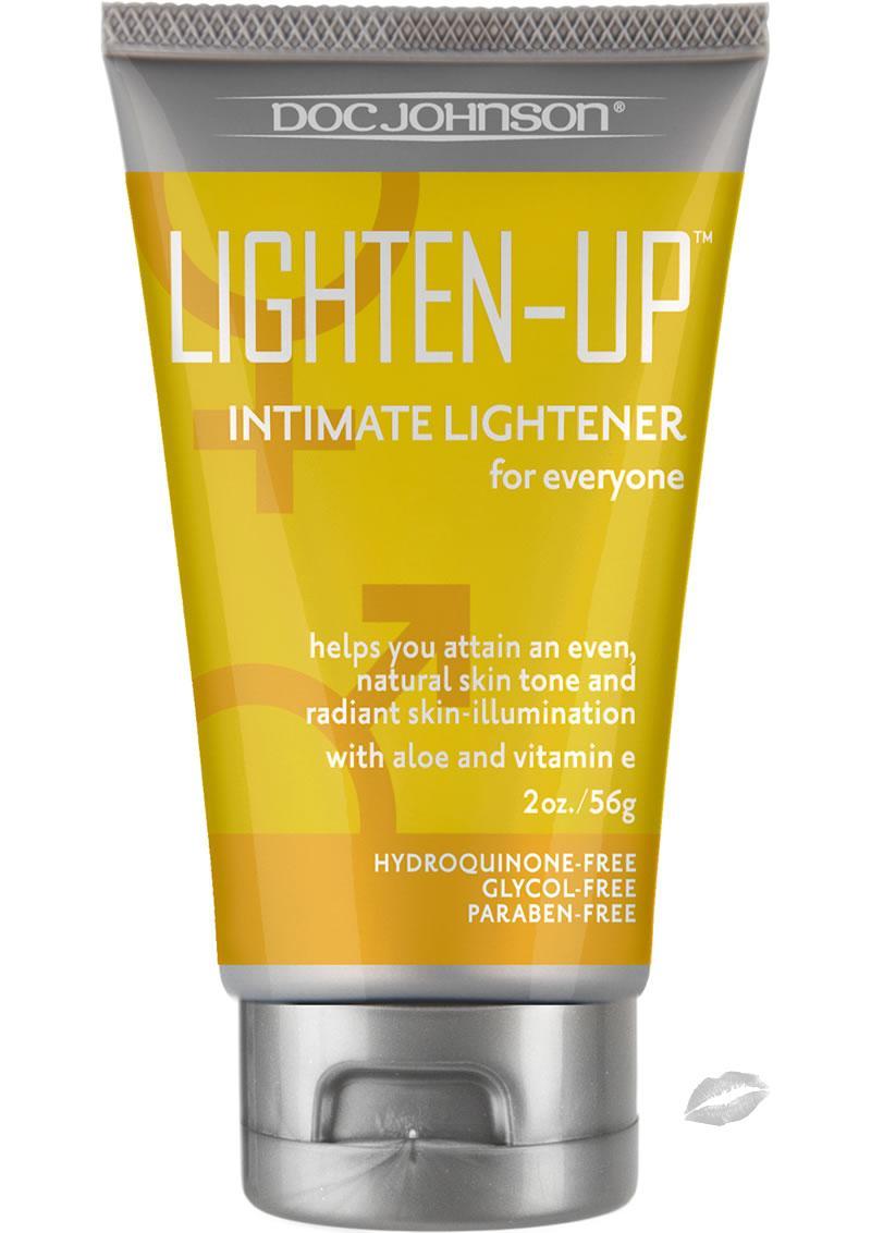 Lighten Up Intimate Lightener For Everyone Skin Cream 2 Ounce Bulk