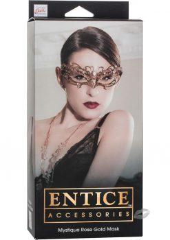 Entice Mystique Rose Gold Mask
