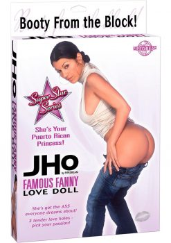 J Ho Famous Fanny Inflatable Love Doll