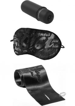 Bijoux Indiscrets Green Label Body Instruments of Pleasure Kit Black