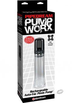 Pump Worx Recharge Auto Vac Pump