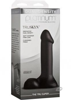Platinum Truskyn Tru Super 7 Black