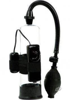 Linx Ultimate Power Penis Pump Clear