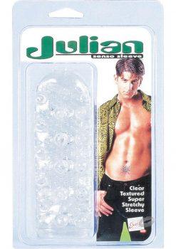 Julian Senso Sleeve 5.5 inch Clear