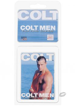 COLT MEN PLAYING CARDS BULK