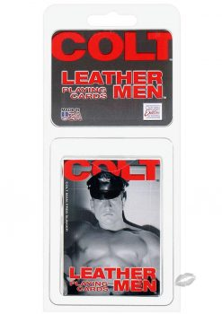 Colt Leather Men Playing Cards Bulk