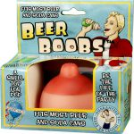 Beer Boobs Blue Box