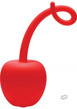 Frisky Apple Kegel Exerciser Red 4 Inches