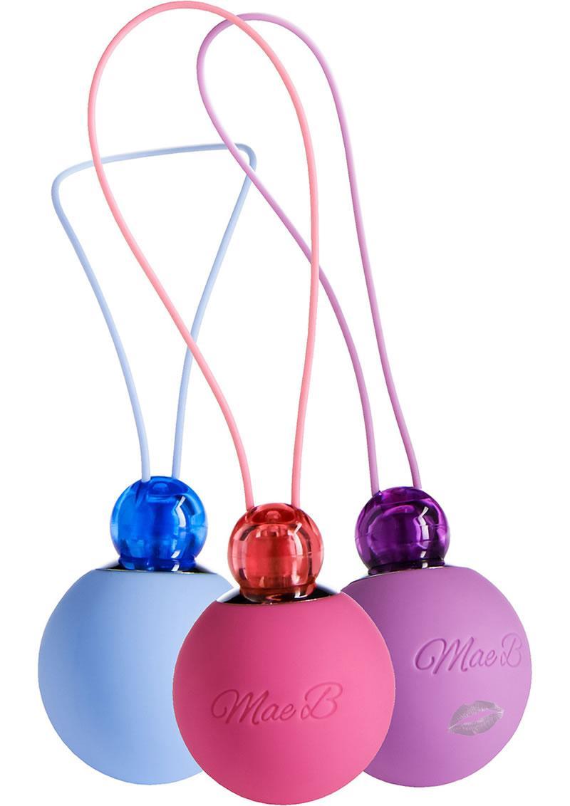 Mae B Kegal Balls 3 Pack