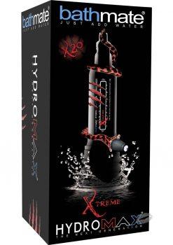 Bathmate Hydromax X20 Xtreme  clear