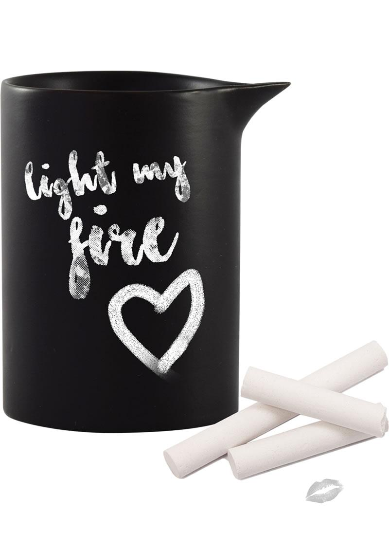 Love In Luxury Candle Fresh Love