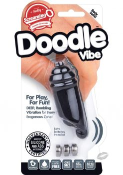 Doodle Vibe Black