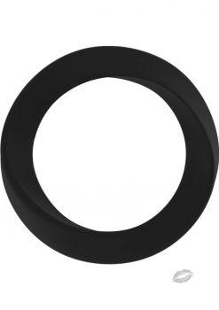 Mjuze Infinity Thin Medium C-ring Black