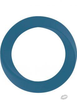 Mjuze Infinity Thin Medium C-ring Blue
