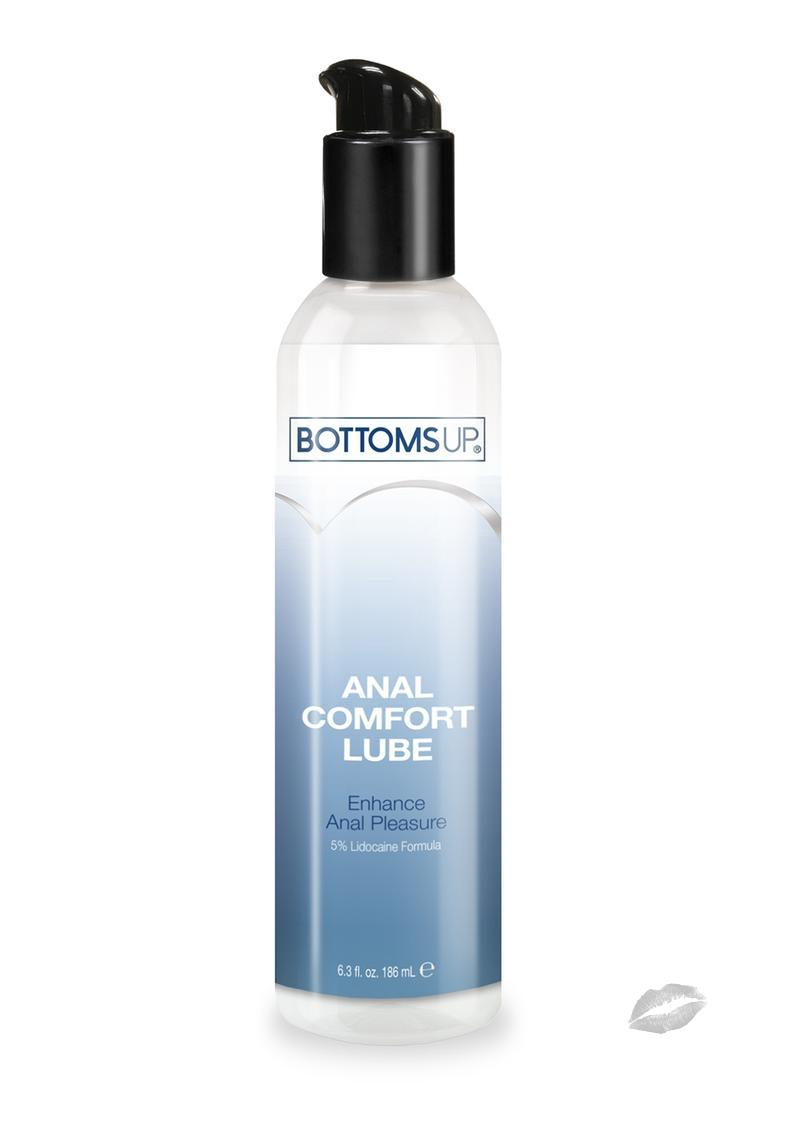 Bottoms Up Anal Comfort Lube 6.3oz