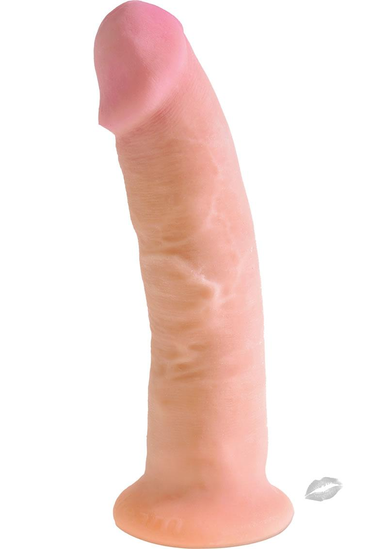 King Cock Plus 9 Dual Density Cock Flesh