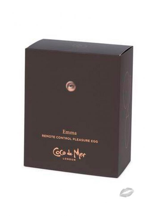 Coco de Mer Emma Pleasure Egg Brown